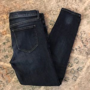 Banana Republic size 29 skinny ankle jeans womens